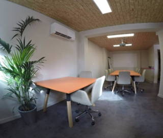 Open Space  6 postes Location bureau Rue Judaïque Bordeaux 33000